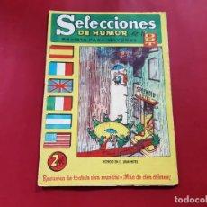 Tebeos: SELECCIONES DE HUMOR DDT -Nº 48. Lote 221282871