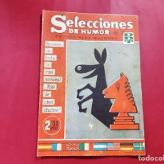 Tebeos: SELECCIONES DE HUMOR DDT -Nº 88. Lote 221282981