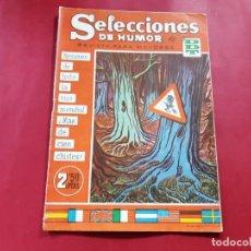 Tebeos: SELECCIONES DE HUMOR DDT -Nº 89. Lote 221283046