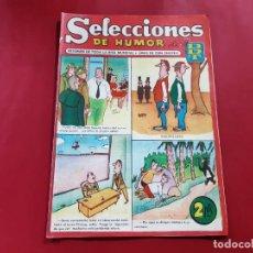 Tebeos: SELECCIONES DE HUMOR DDT -Nº 28. Lote 221283148