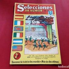 Tebeos: SELECCIONES DE HUMOR DDT -Nº 46-REPETIDO. Lote 221283240