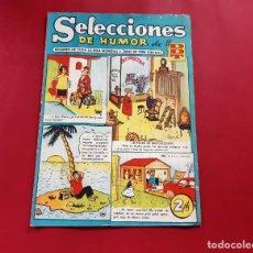 Tebeos: SELECCIONES DE HUMOR DDT -Nº 3. Lote 221283370