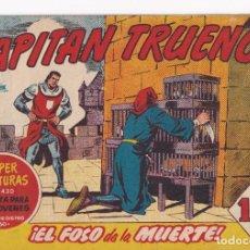 Tebeos: CAPITAN TRUENO: NUMERO 239 EL FOSO DE LA MUERTE , EDITORIAL BRUGUERA. Lote 221358876