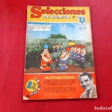 Tebeos: SELECCIONES DE HUMOR DDT -Nº 123. Lote 221360578