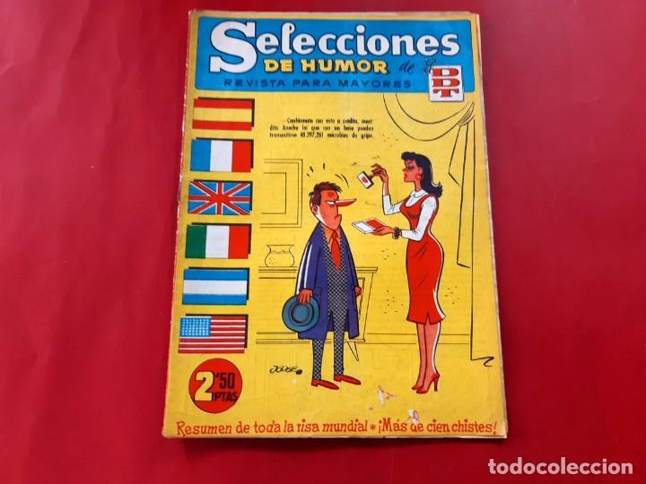 SELECCIONES DE HUMOR DDT -Nº 75 (Tebeos y Comics - Bruguera - DDT)