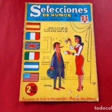 Tebeos: SELECCIONES DE HUMOR DDT -Nº 75. Lote 221360658