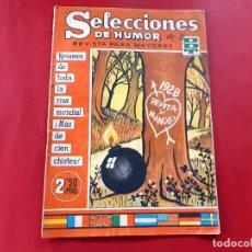 Tebeos: SELECCIONES DE HUMOR DDT -Nº 90. Lote 221360720