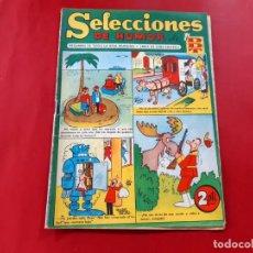 Tebeos: SELECCIONES DE HUMOR DDT -Nº 39. Lote 221360870