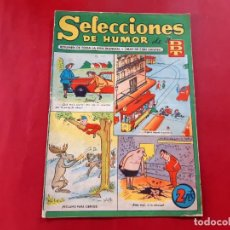 Tebeos: SELECCIONES DE HUMOR DDT -Nº 15. Lote 221361125