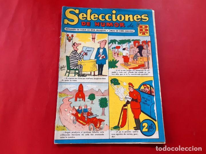 SELECCIONES DE HUMOR DDT -Nº 21 (Tebeos y Comics - Bruguera - DDT)