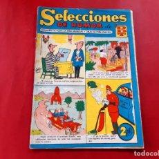 Tebeos: SELECCIONES DE HUMOR DDT -Nº 21. Lote 221361293