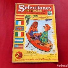 Tebeos: SELECCIONES DE HUMOR DDT -Nº 87. Lote 221361563