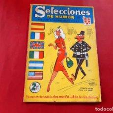 Tebeos: SELECCIONES DE HUMOR DDT -Nº 71. Lote 221361940