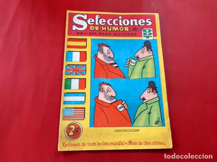 SELECCIONES DE HUMOR DDT -Nº 51 (Tebeos y Comics - Bruguera - DDT)