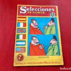 Tebeos: SELECCIONES DE HUMOR DDT -Nº 51. Lote 221362002