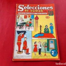 Tebeos: SELECCIONES DE HUMOR DDT -Nº 36. Lote 221362068