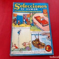 Tebeos: SELECCIONES DE HUMOR DDT -Nº 35. Lote 221362120