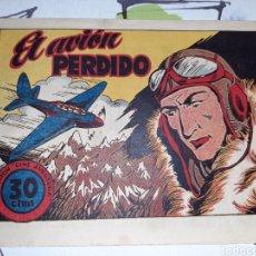 Tebeos: EL AVIÓN PERDIDO, EDITORIAL BRUGUERA, CIFRÉ. Lote 221408197