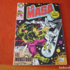 Tebeos: LA MASA Nº 18 BRUGUERA 1981 HULK. Lote 221439428