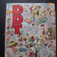 Tebeos: DDT EXTRA DE VERANO 1972. Lote 221443042