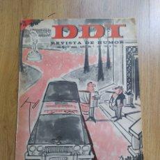 Tebeos: DDT NÚM. 783. JULIO 1966.. Lote 221455243
