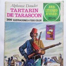 Tebeos: JOYAS LITERARIAS JUVENILES, TARTARIN DE TARASCON , Nº 69, EDICIONES BRUGUERA, 1976. Lote 221455836