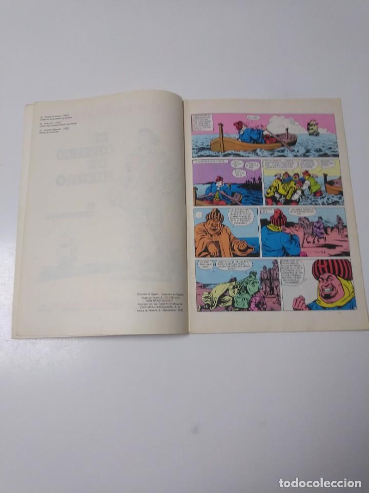 Tebeos: El Corsario de Hierro número 57 Grandes Aventuras Juveniles 1973 Editorial Bruguera - Foto 5 - 221491395