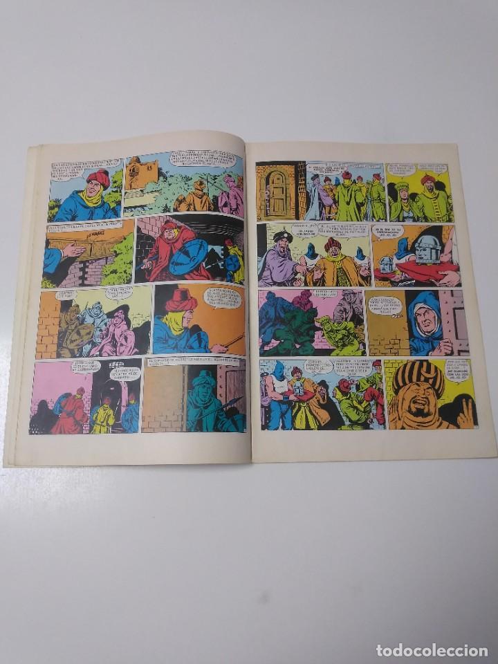 Tebeos: El Corsario de Hierro número 57 Grandes Aventuras Juveniles 1973 Editorial Bruguera - Foto 6 - 221491395