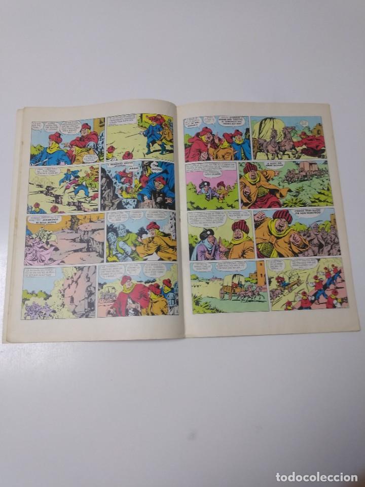 Tebeos: El Corsario de Hierro número 57 Grandes Aventuras Juveniles 1973 Editorial Bruguera - Foto 7 - 221491395