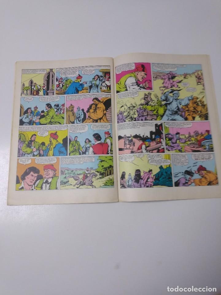Tebeos: El Corsario de Hierro número 57 Grandes Aventuras Juveniles 1973 Editorial Bruguera - Foto 8 - 221491395