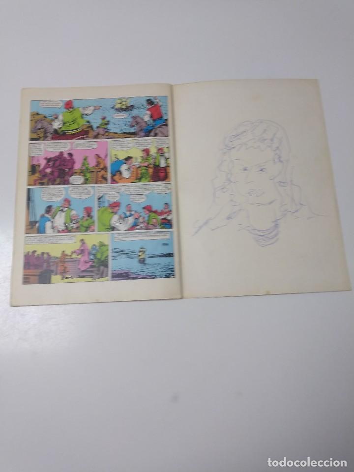 Tebeos: El Corsario de Hierro número 57 Grandes Aventuras Juveniles 1973 Editorial Bruguera - Foto 9 - 221491395