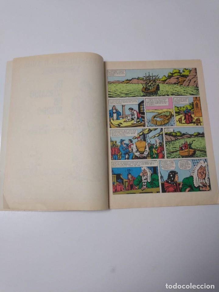 Tebeos: El Corsario de Hierro número 48 Joyas Literarias Juveniles 1 Edición 1978 Editorial Bruguera - Foto 5 - 221492517