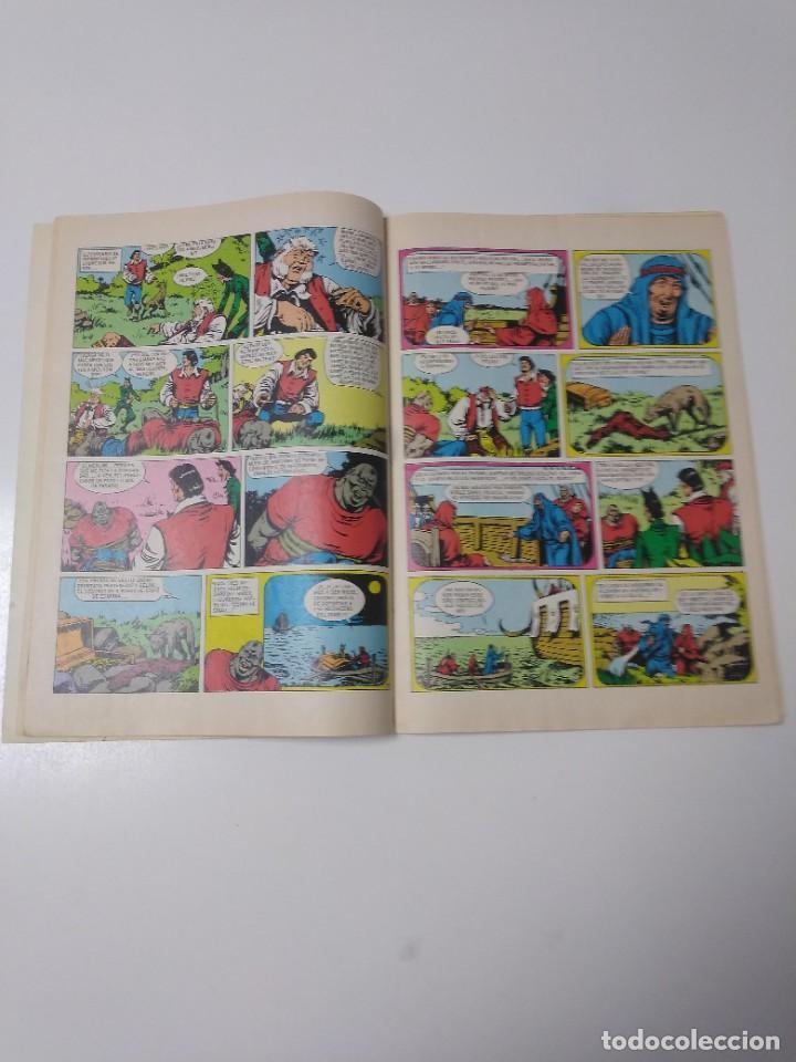 Tebeos: El Corsario de Hierro número 48 Joyas Literarias Juveniles 1 Edición 1978 Editorial Bruguera - Foto 6 - 221492517