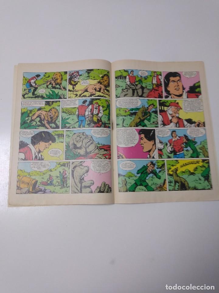 Tebeos: El Corsario de Hierro número 48 Joyas Literarias Juveniles 1 Edición 1978 Editorial Bruguera - Foto 7 - 221492517