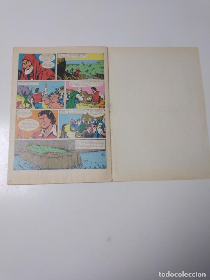 Tebeos: El Corsario de Hierro número 48 Joyas Literarias Juveniles 1 Edición 1978 Editorial Bruguera - Foto 8 - 221492517
