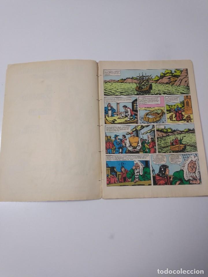 Tebeos: El Corsario de Hierro número 48 Joyas Literarias Juveniles 1 Edición 1978 Editorial Bruguera - Foto 5 - 221493638