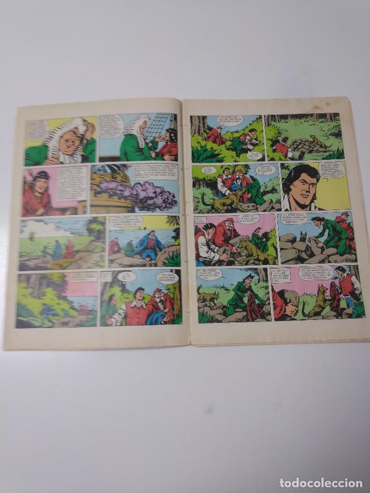 Tebeos: El Corsario de Hierro número 48 Joyas Literarias Juveniles 1 Edición 1978 Editorial Bruguera - Foto 6 - 221493638