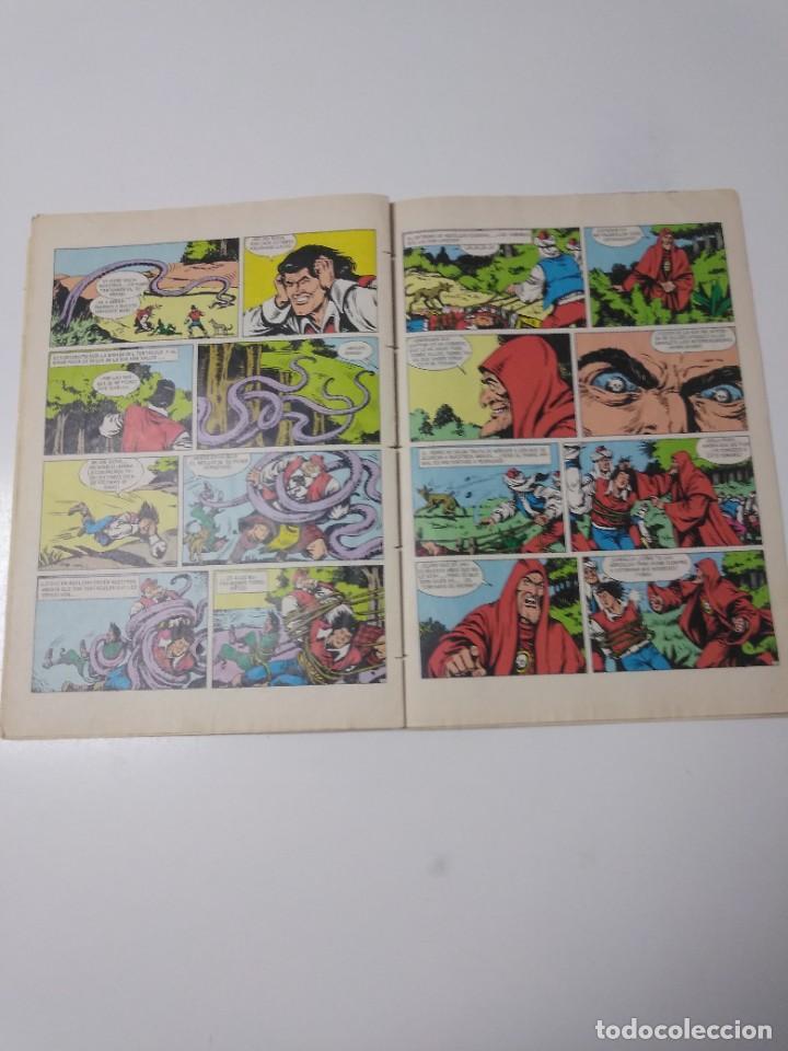 Tebeos: El Corsario de Hierro número 48 Joyas Literarias Juveniles 1 Edición 1978 Editorial Bruguera - Foto 7 - 221493638