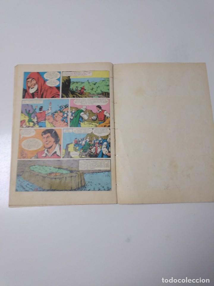 Tebeos: El Corsario de Hierro número 48 Joyas Literarias Juveniles 1 Edición 1978 Editorial Bruguera - Foto 8 - 221493638