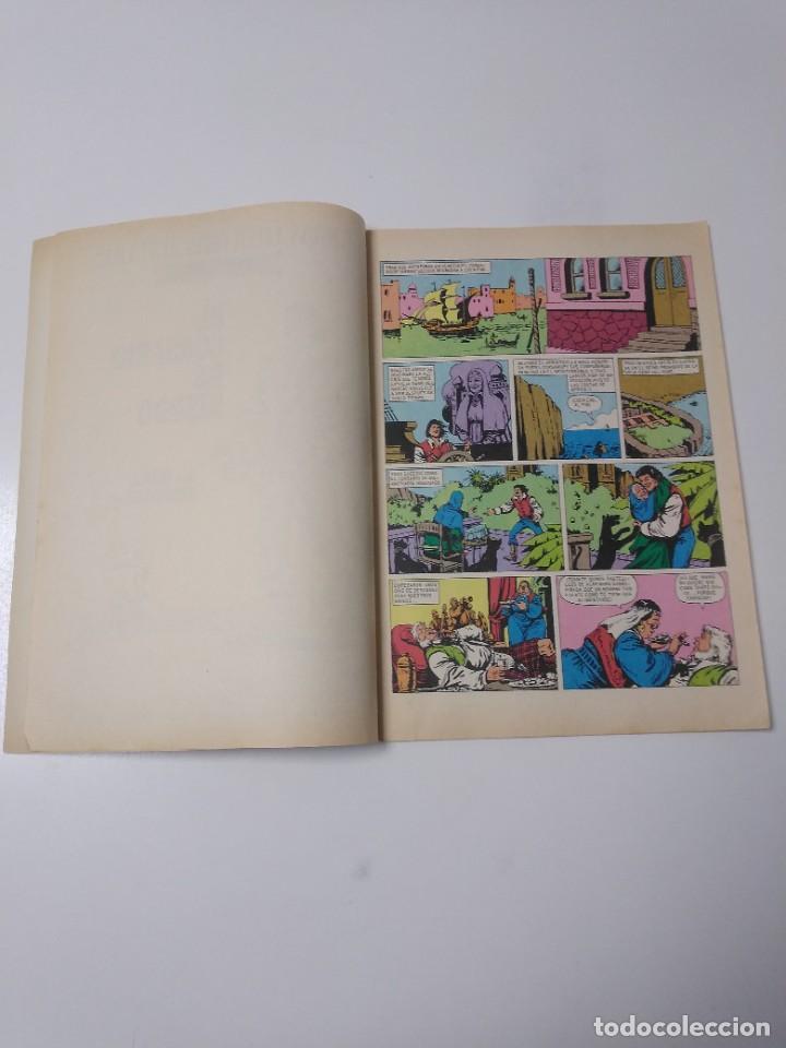 Tebeos: El Corsario de Hierro número 40 Joyas Literarias Juveniles 1 Edición 1978 Editorial Bruguera - Foto 5 - 221497112