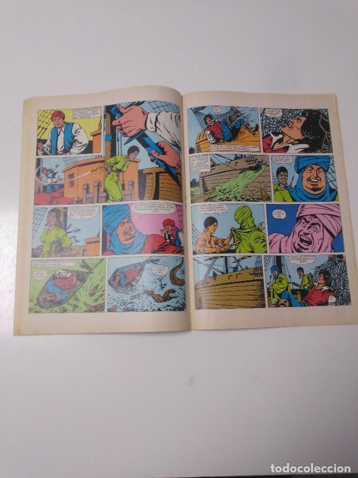 Tebeos: El Corsario de Hierro número 40 Joyas Literarias Juveniles 1 Edición 1978 Editorial Bruguera - Foto 7 - 221497112
