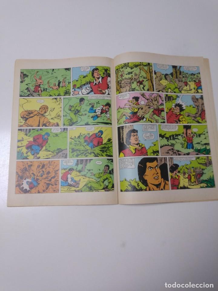 Tebeos: El Corsario de Hierro número 40 Joyas Literarias Juveniles 1 Edición 1978 Editorial Bruguera - Foto 8 - 221497112