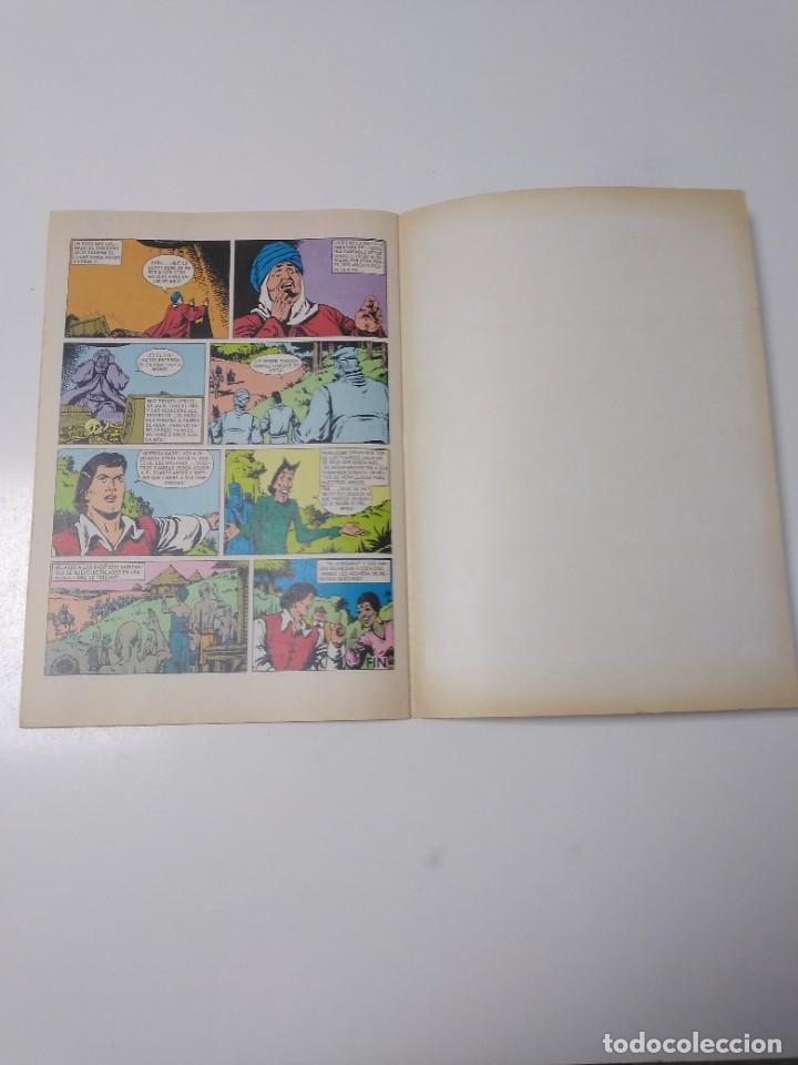 Tebeos: El Corsario de Hierro número 40 Joyas Literarias Juveniles 1 Edición 1978 Editorial Bruguera - Foto 9 - 221497112
