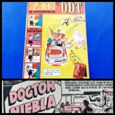 Tebeos: SUPLEMENTO DE HISTORIETAS EL DDT Nº 17. Lote 221497402