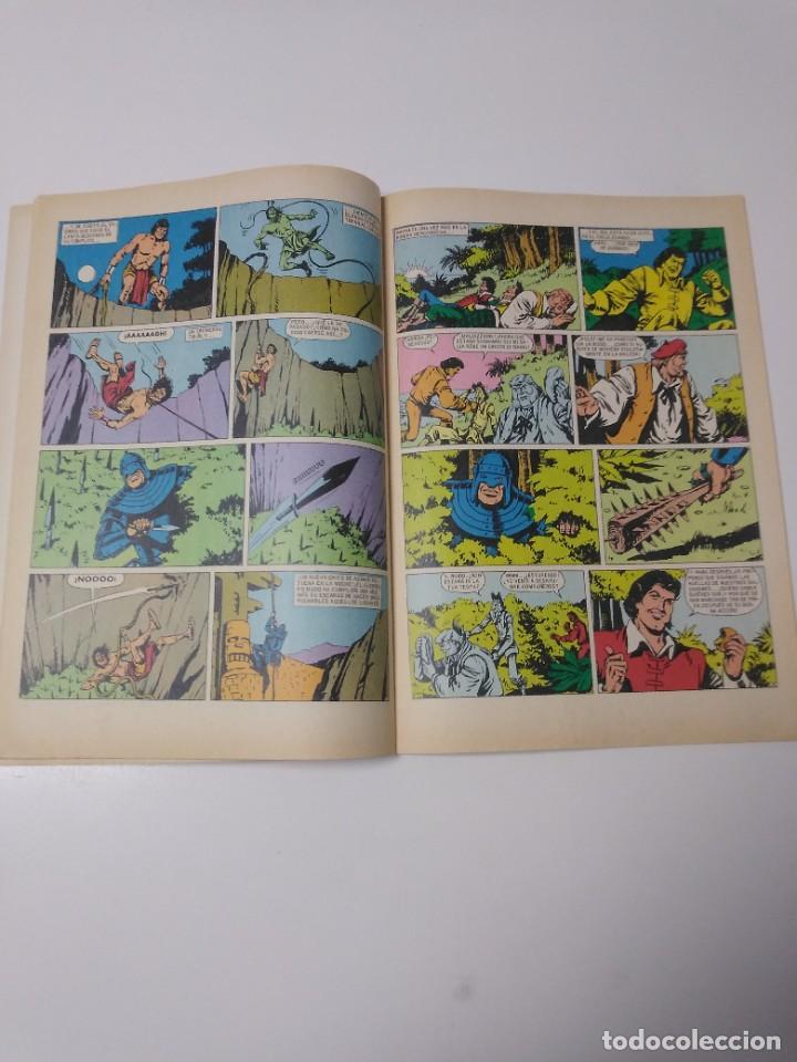 Tebeos: El Corsario de Hierro número 37 Joyas Literarias Juveniles 1 Edición 1978 Editorial Bruguera - Foto 6 - 221498001