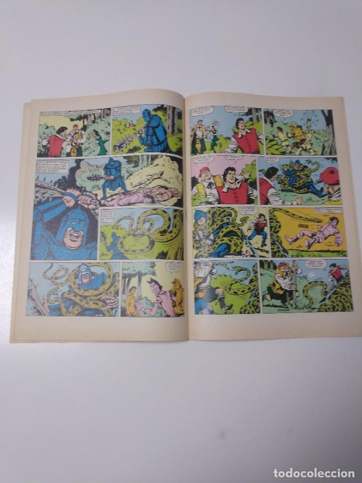 Tebeos: El Corsario de Hierro número 37 Joyas Literarias Juveniles 1 Edición 1978 Editorial Bruguera - Foto 7 - 221498001