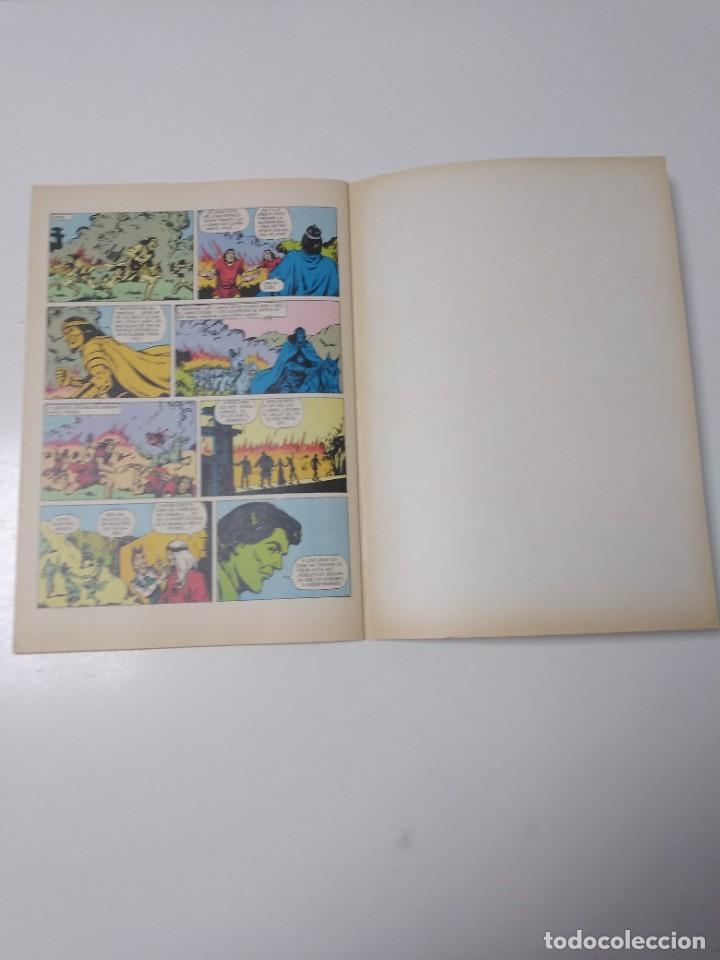 Tebeos: El Corsario de Hierro número 37 Joyas Literarias Juveniles 1 Edición 1978 Editorial Bruguera - Foto 8 - 221498001