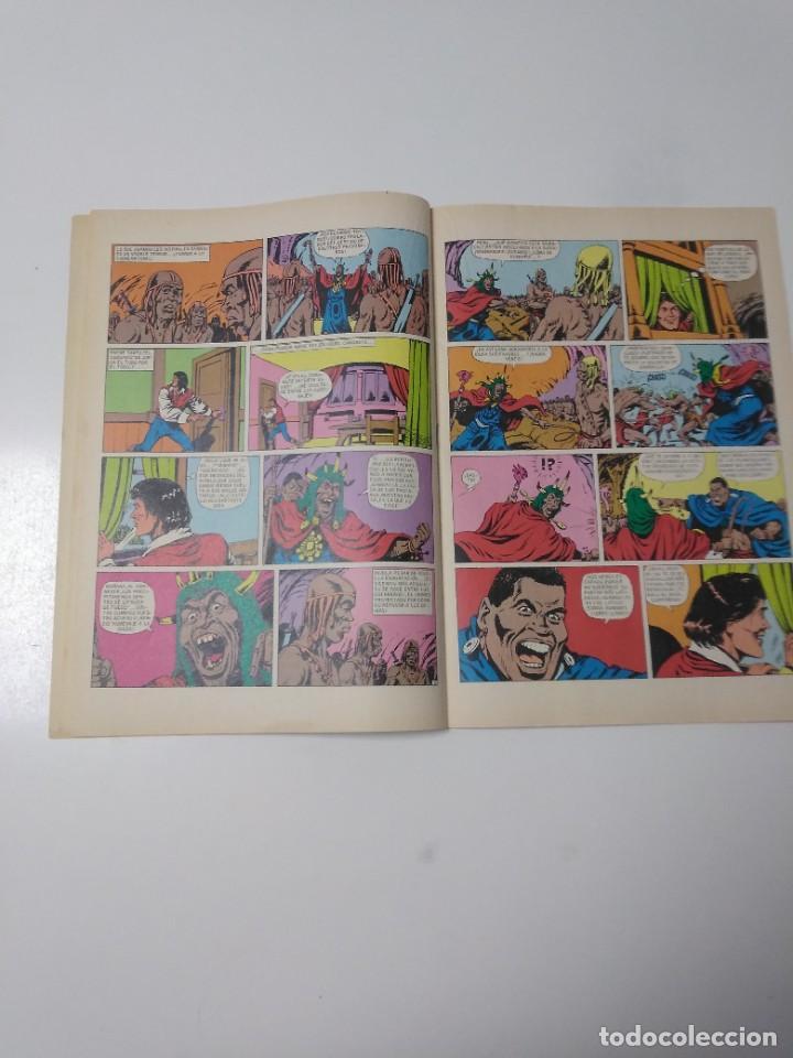 Tebeos: El Corsario de Hierro número 36 Joyas Literarias Juveniles 1 Edición 1978 Editorial Bruguera - Foto 7 - 221498516