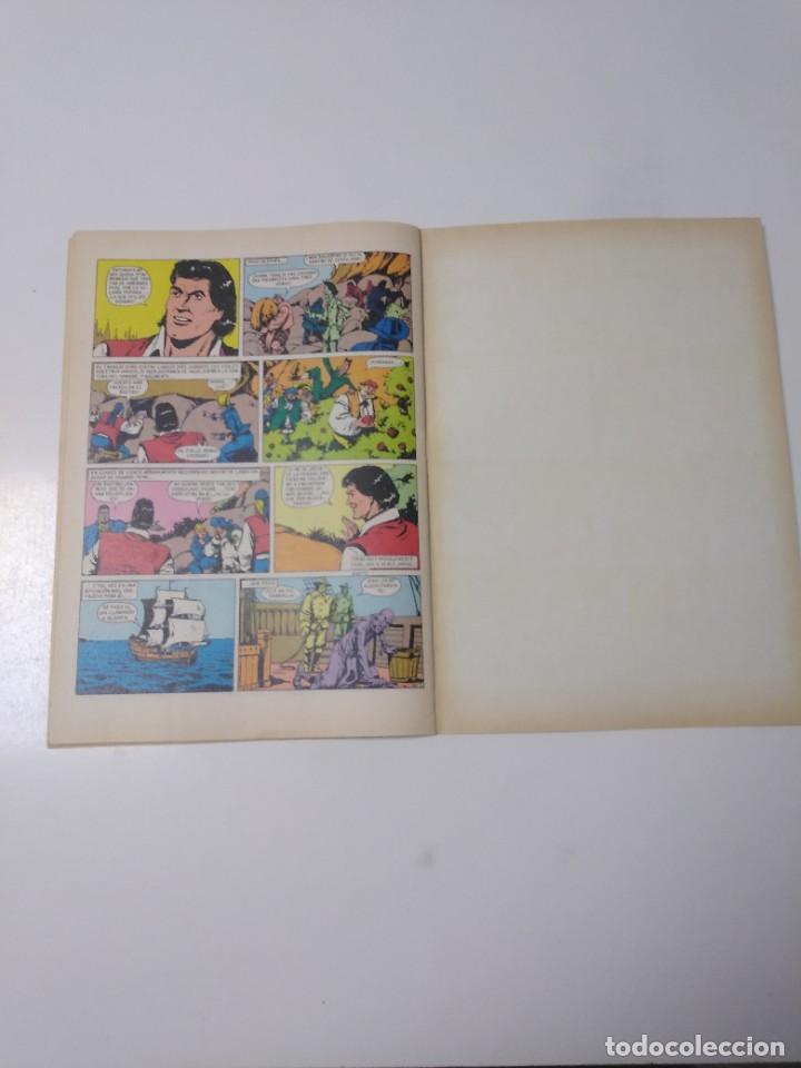 Tebeos: El Corsario de Hierro número 36 Joyas Literarias Juveniles 1 Edición 1978 Editorial Bruguera - Foto 8 - 221498516
