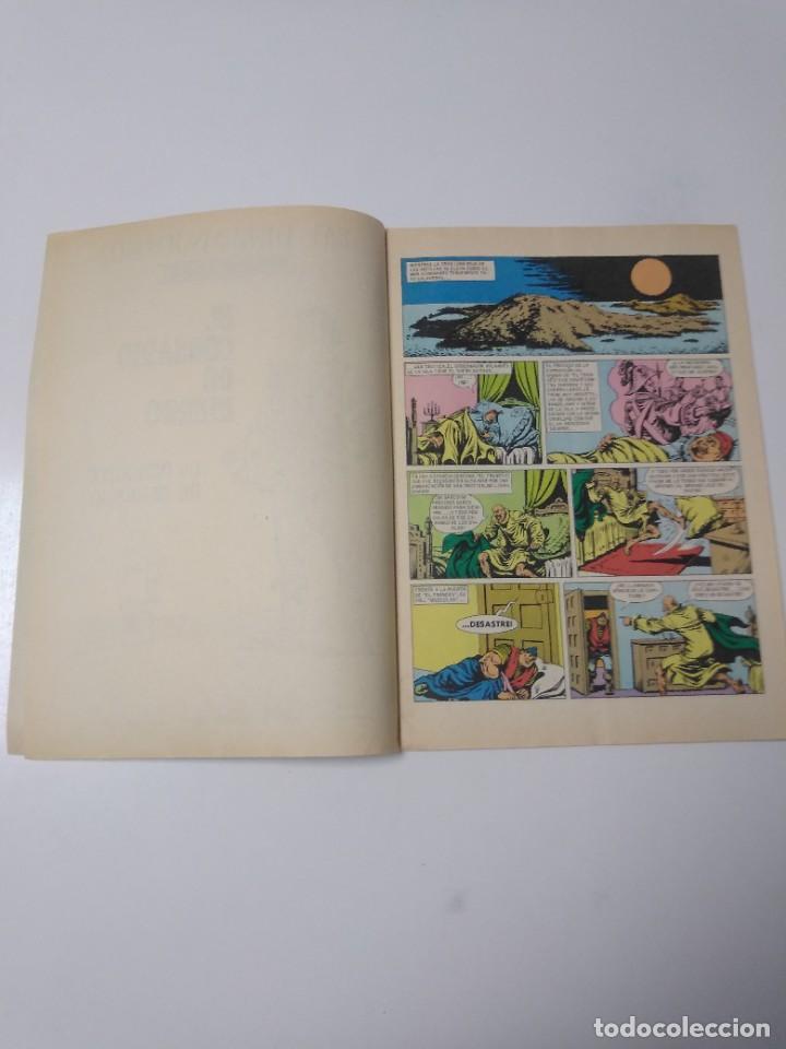 Tebeos: El Corsario de Hierro número 34 Joyas Literarias Juveniles 1 Edición 1978 Editorial Bruguera - Foto 5 - 221499001